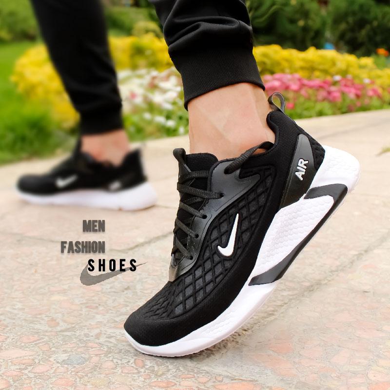 کفش مردانه Nike مدل Ruppo (مشکی سفید)