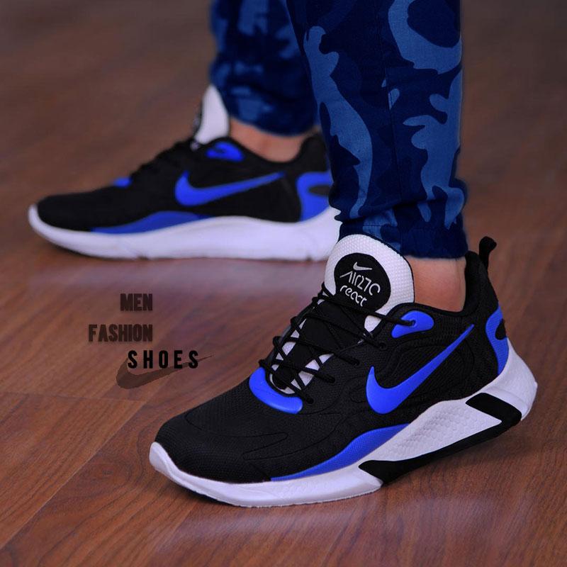 کفش مردانه Nike مدل Air270 (مشکی،آبی)