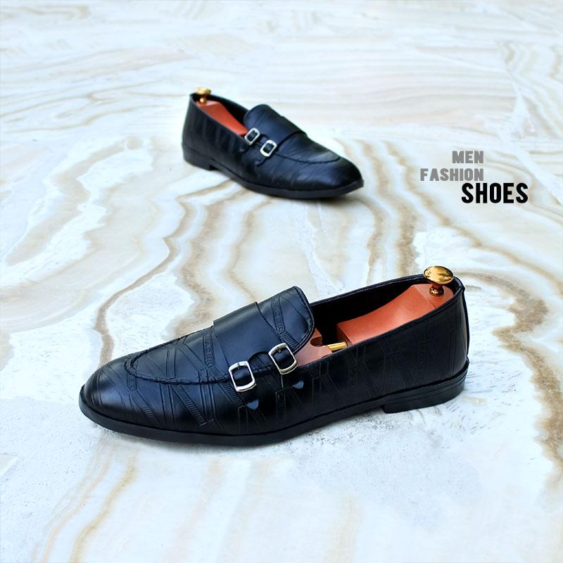 کفش مجلسی مردانه مدل Mega