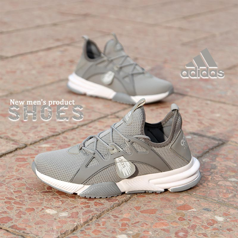 کفش مردانه adidasمدل Bandes(طوسی)