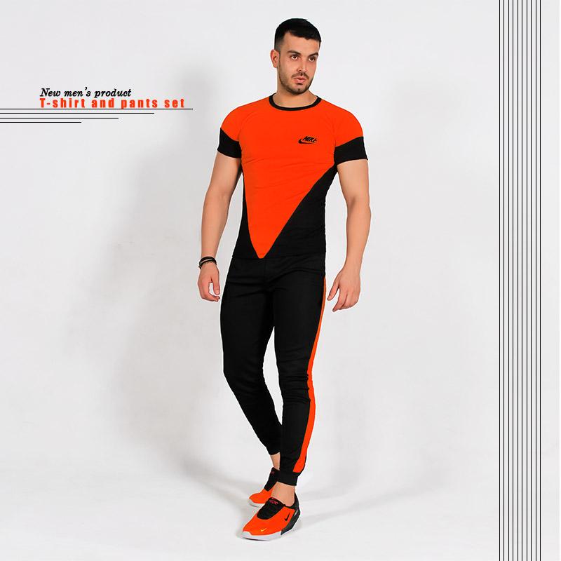 ست تیشرت وشلوار Nike مدل Ander