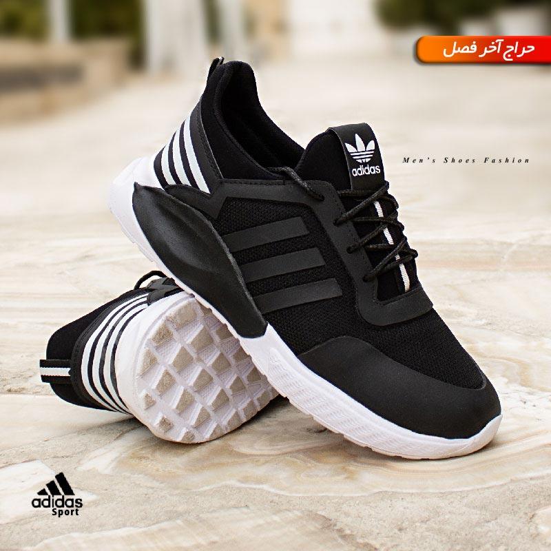 کفش مردانه adidasمدل Boot camp(مشکی)