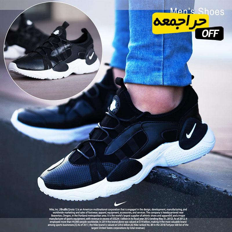 کفش مردانه Nike مدل Dable (مشکی سفید)