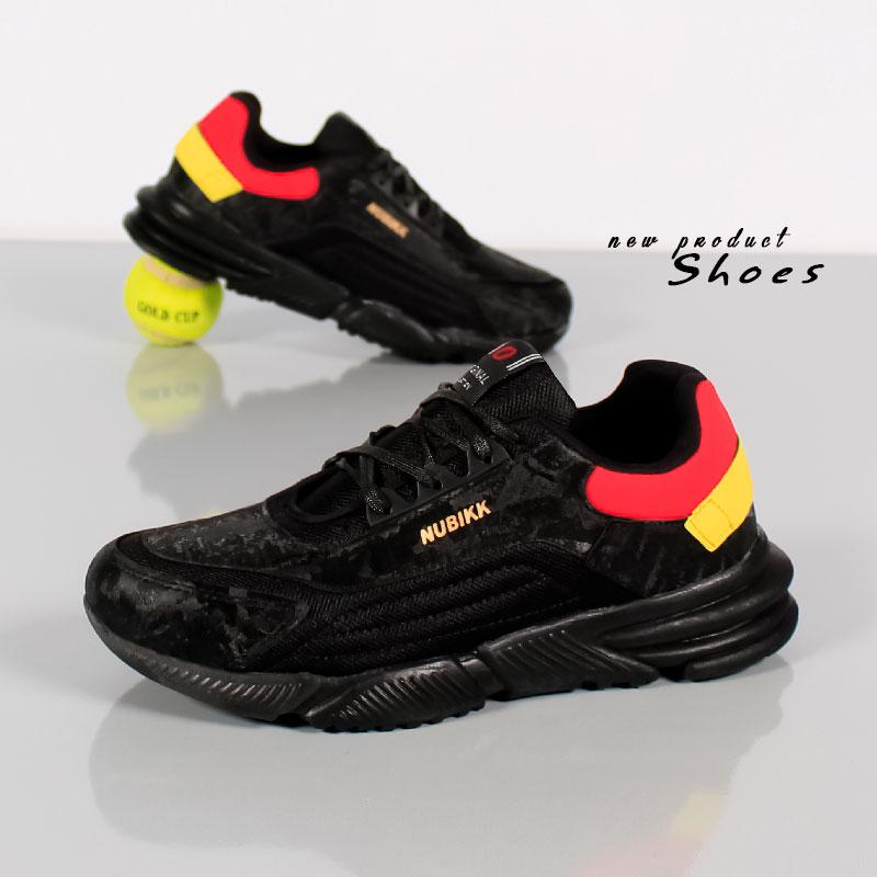 کفش مردانه NUBIKK(مشکی قرمز)