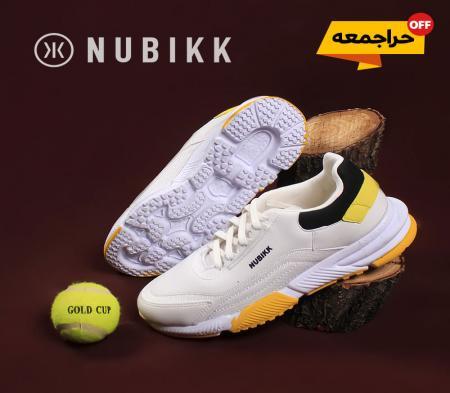 کفش مردانه NUBIKK(سفید)